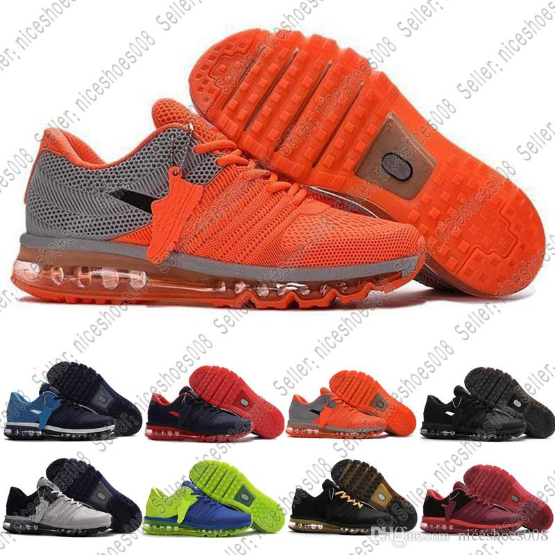 premium selection 5b5f5 6b20f Nike Air Max Airmax 2017 Kpu Recién Llegado Para Hombre Mexes Zapatos  Hombres Zapatillas Mexes Alta Calidad Para Hombre Corriendo Deporte Zapatos  Mexes ...