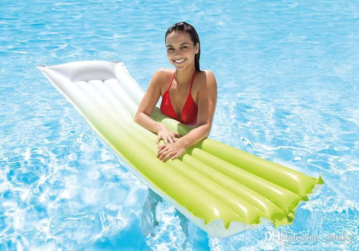Water Sports New Arrival Gradual Float Float Flooring Board Water Inflatable Float Adult Swim Sleeve