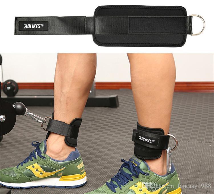 Fitness Foot Ring Enkelbanden Voetsteun Enkelbeschermer Gym Poot Pullery Gesp Sport Voeten Guard Snelle Verzending