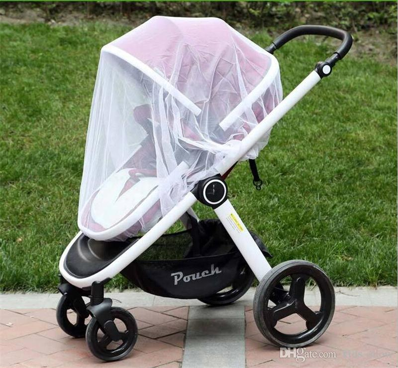 Mosquito Insect Shield Net Infant Protection Mesh Buggy Cover Children Baby Stroller Pushchair Mosquito Net Netting Accessories