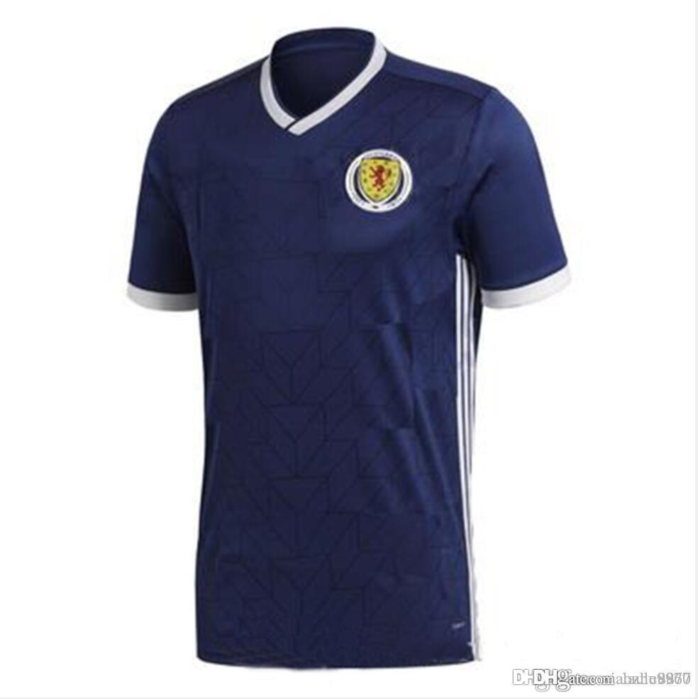 22919b7b0 Best Quality 2018 Scotland Soccer Jersey Size S-XL Welcome to Order  Scotland Soccer Jersey 17 18 Online with  17.76 Piece on Laule9977 s Store