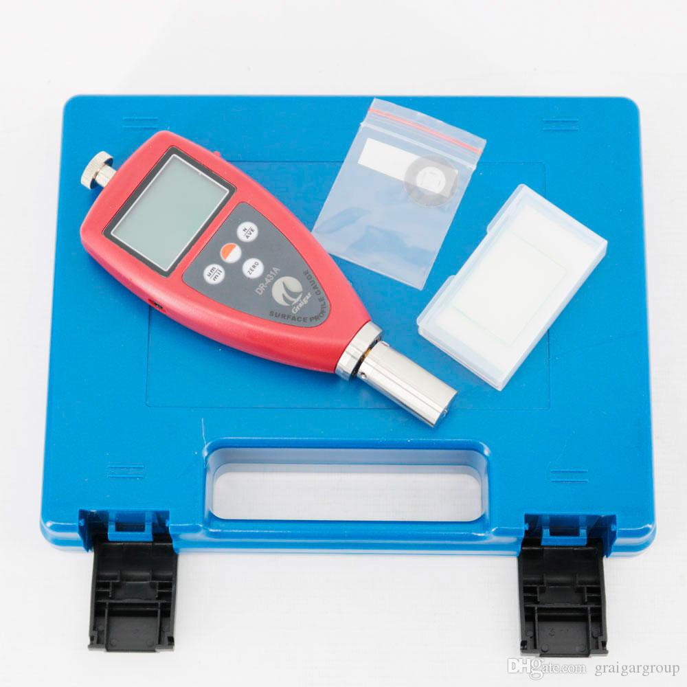 Portable Surface Profile Tester DR-431A with RS232C Interface Connect to PC