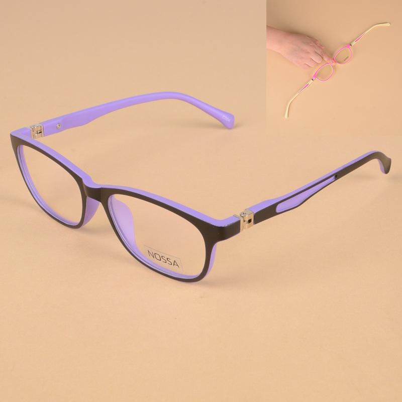 8222ac6b0b Compre Gafas Irrompibles Niños Niñas TR90 Gafas Ultraligeras Montura Marcos  Ópticos Para Niños Miopía Gafas Montura De Gafas Cool A $33.45 Del Saucy ...