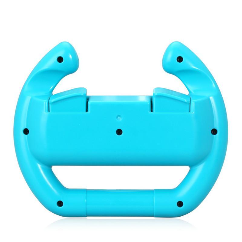 Interruptor del volante Para Nintend Interruptor Joy-Con Controlador Asa de mano Manija del controlador Dirección Rueda de retención / set DHL libre