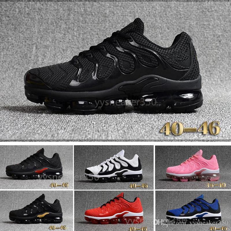63a2da31fe8182 2018 New TN Plus Men Running Shoes Tns Nanotechnology KPU Material ...