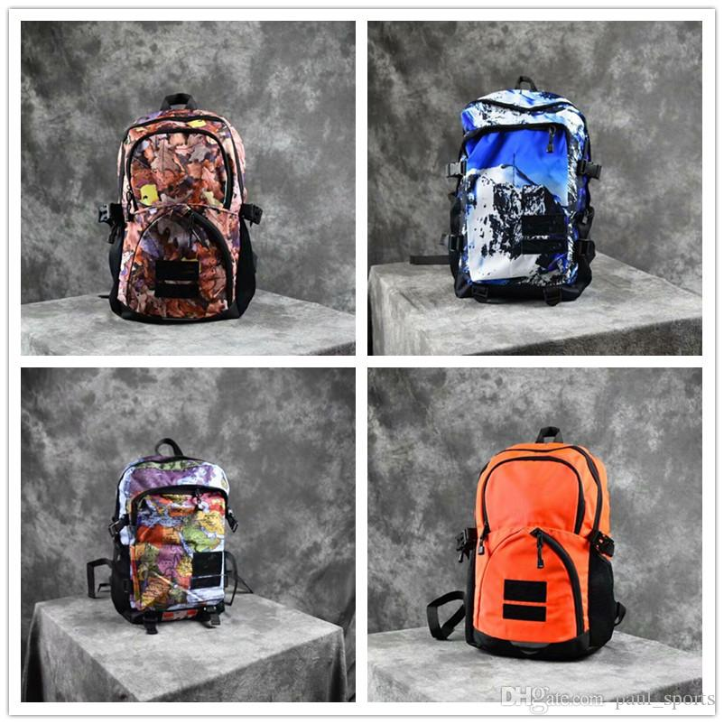 2018 Hot Sale The North X Sup World Map Sports Designer Backpack