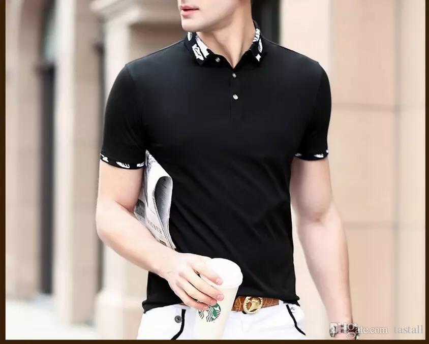 Sexy polo shirt