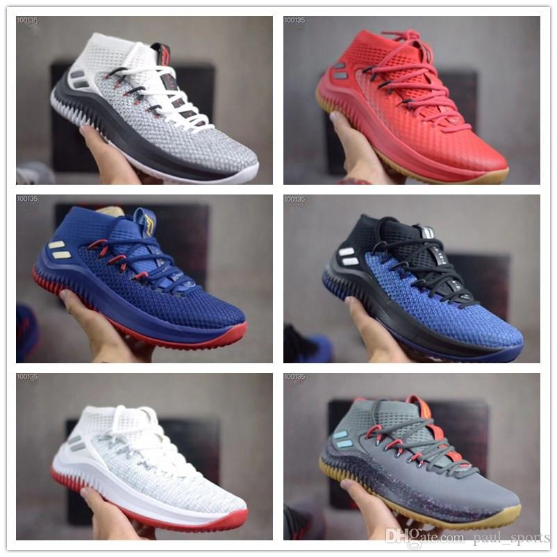 Damian Lillard IV Dame 4 Camo Green Basketball Luxury Shoes For High  Quality 4s Black White Blue Red Men Jogging Sneakers Size 40 46 Discount  Shoes Shoe ... a0895281a