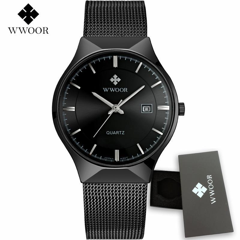 36f38317c7560 Compre Relogio Masculino 2017 Nova Moda Casual Mens Relógios Wor ...