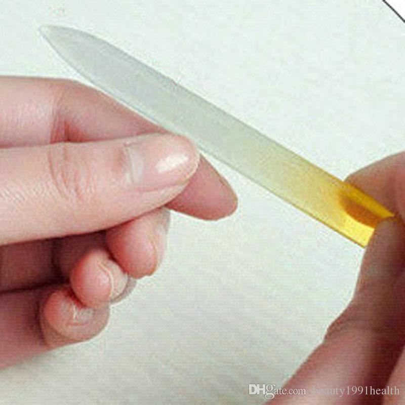 أدوات مسمار فن الزجاج مسمار الملفات دائم الملفات كريستال الواق الواق الفن مسمار مانيكير أداة البولندية للأشعة فوق البنفسجية الملفات