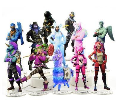 Fortnite Action Figures 28 Styles Acrylic Figure Dolls Fortnite