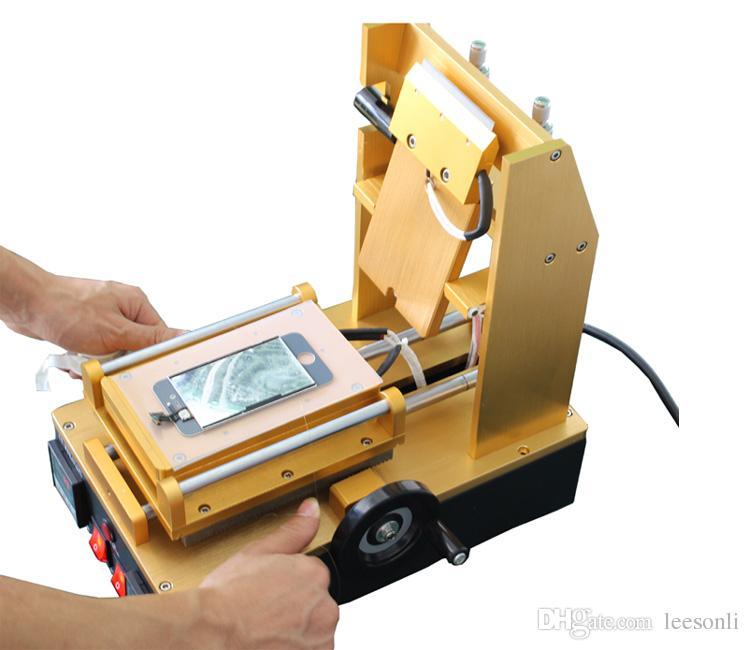 La più recente precisa temperatura LCD UV colla Remover LOCA colla rimuovere la macchina samsung iphone Screen Separazione facile da usare