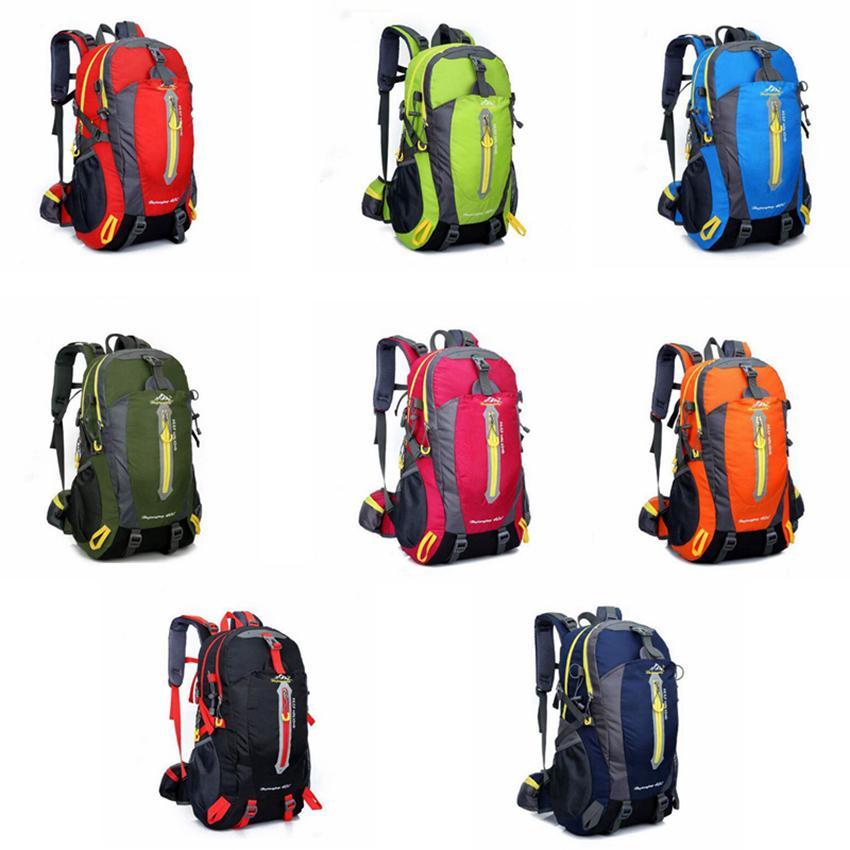 40L Waterproof Tactical Backpack Hiking Bag