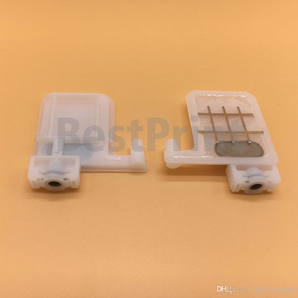 4 * 3 DX4 DX5 testina di stampa con grande smorzatore di inchiostro Xuli Skycolor Mutoh Thunderjet Yinghe ETC