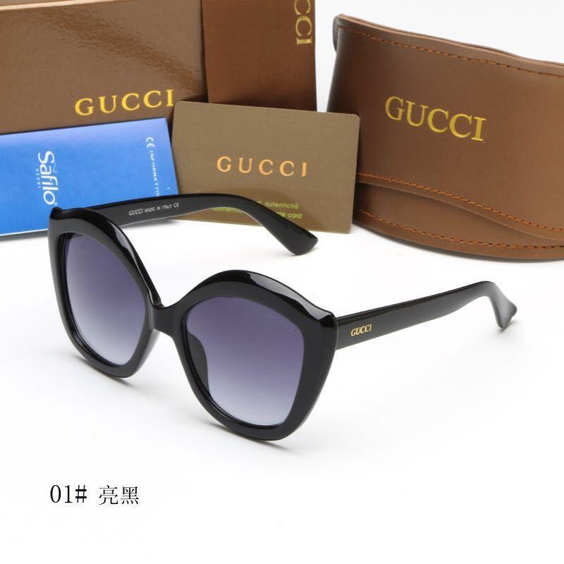 4125f008106 2018 Women Fashion Sunglasses Luxury Brand Designer Square Ladies Eyewear  Retro Sun Glasses Classic Pilot Sunglasses Men High Quality Wiley X  Sunglasses ...