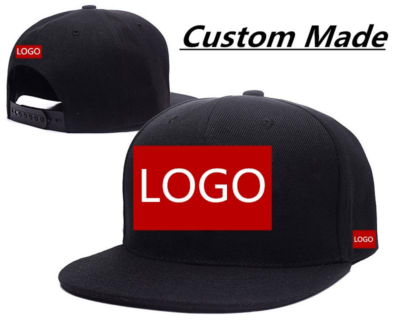 Wholesale High Quality Custom Made Logo Hats Customize Baseball Caps 3D  Embroidered Hat Flat Ad Visor Chapeau Strapback Snapback Hat Store Ny Cap  From ... cec144ca491