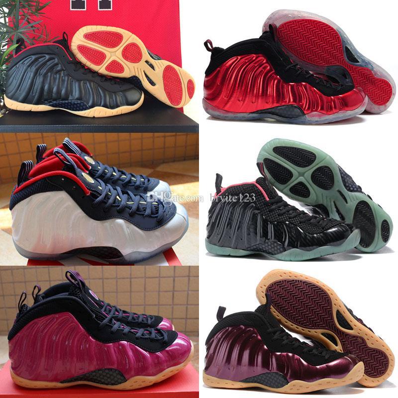 2018 New Penny Hardaway Galaxy One 1 Men Basketball Shoes Olympic Penny  Hardaway Shine Island Metallic Gold University Sneaker Sports Shoes For  Kids Online ... 04bd84162c1b
