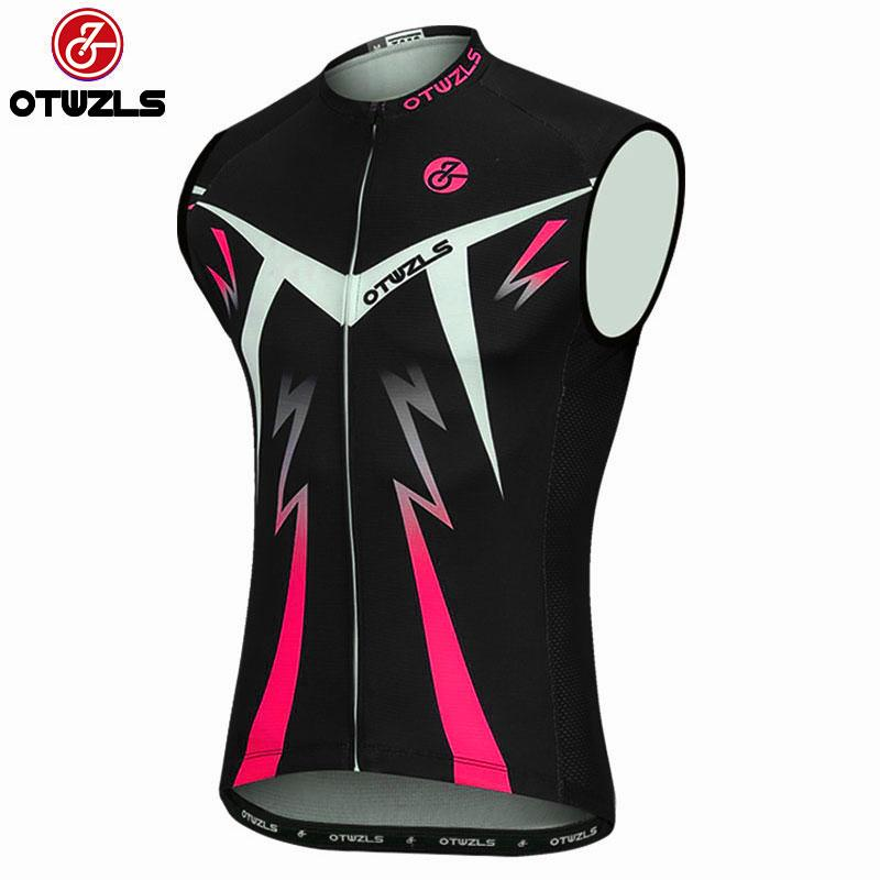 2018 Cycling Clothing Pro Team Cycling Jersey Sleeveless Men Summer ... 2e15491aa