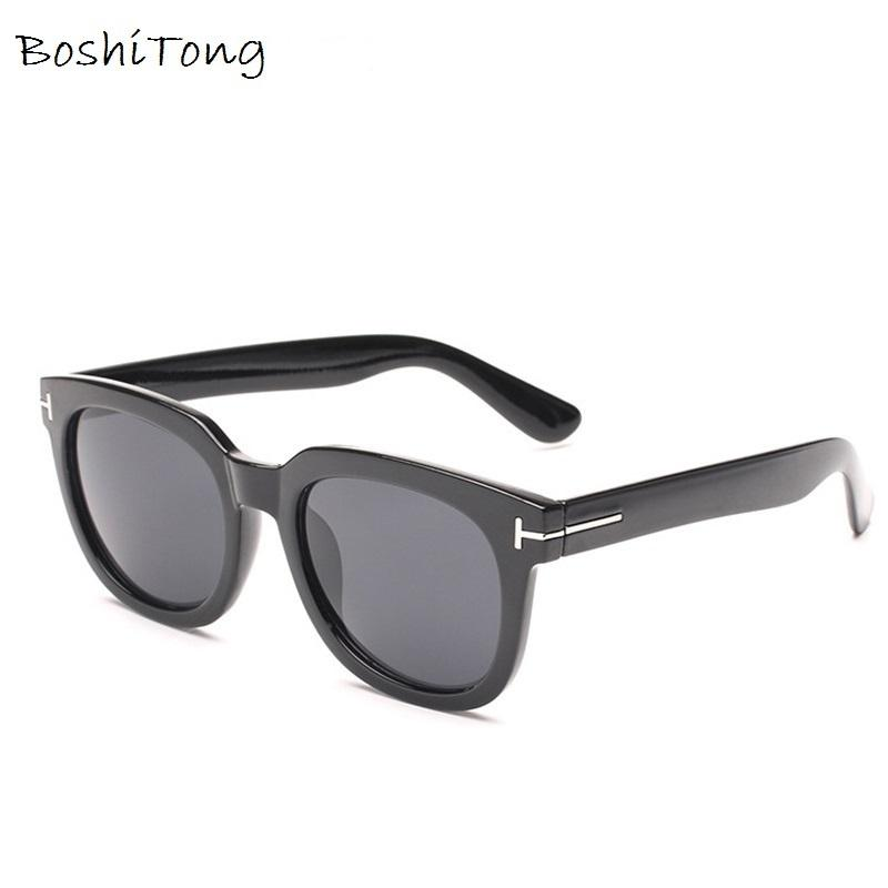 70273db46b Square James Bond Sunglasses Men Brand Designer Sun GlassesWomen Super Star  Celebrity Driving Sunglasses Tom For Men Eyeglasses Black Sunglasses  Cycling ...