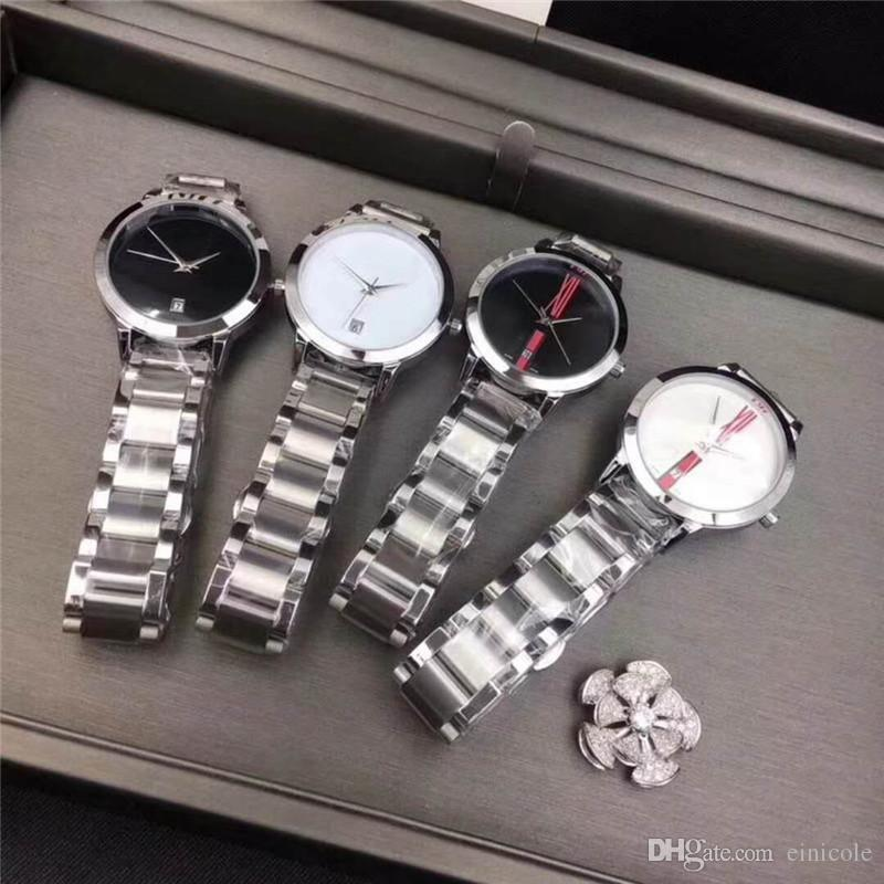 2018 High Watch Automatic Date Strip Fashion Casual Women Quartz Watch
