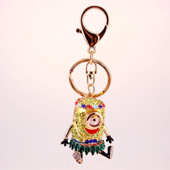 Cute Fashionable Keychain - Womens Girl Kids Gift Keychains Sparkling  Crystal Key Chains Keyring Handbag Pendant Bag Charm Llaveros Cute  Fashionable ... 163bb299f3