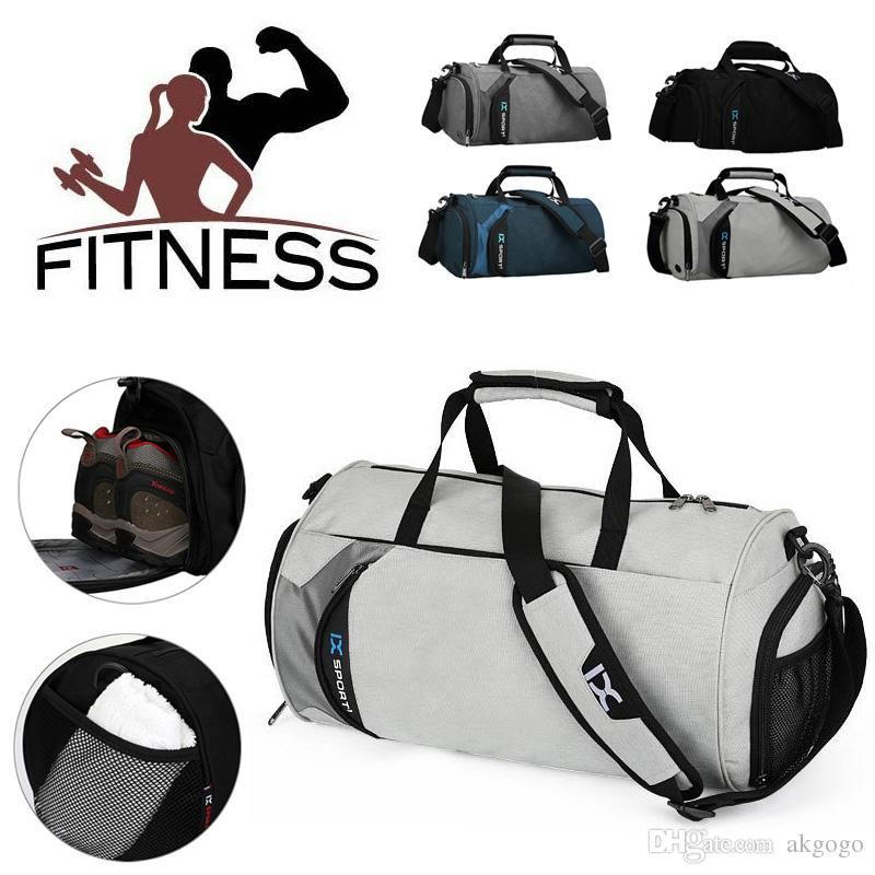 4f09a49de452b1 Multi Use Portable Shoulder Sports Bag Gym Backpack Fitness Bags Waterproof  Outdoor Separate Space Shoes Pouch Rucksack Hide Tote Backpack Designer Bags  ...
