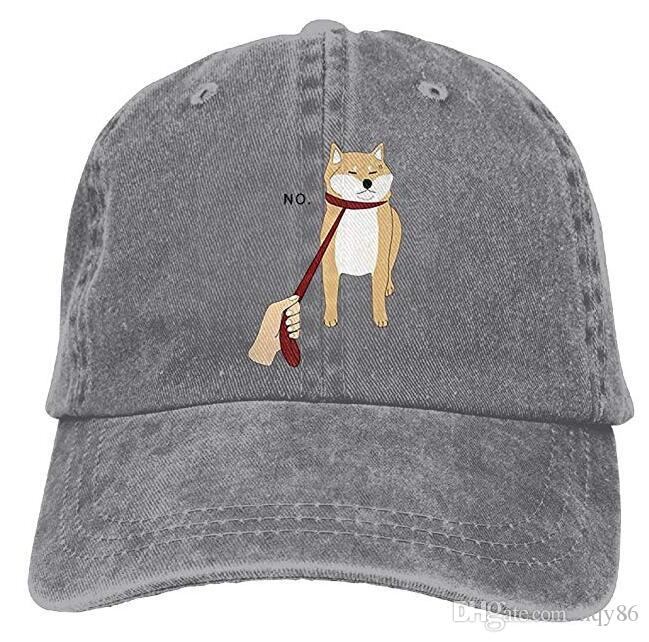 0607c994cf7 Shiba Inu 9 Adult Cowboy Hat Baseball Cap Adjustable Athletic Creating Brand  New Hat For Men And Women Cheap Snapback Hats Hats Online From Hqy86