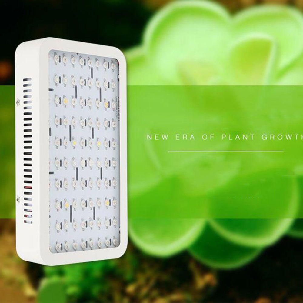 LED Grow Light Lampe Panel 900W Garten Hydro Anbaulampe Indoor Gewächshaus für Pflanzensaat flowe Gemüse
