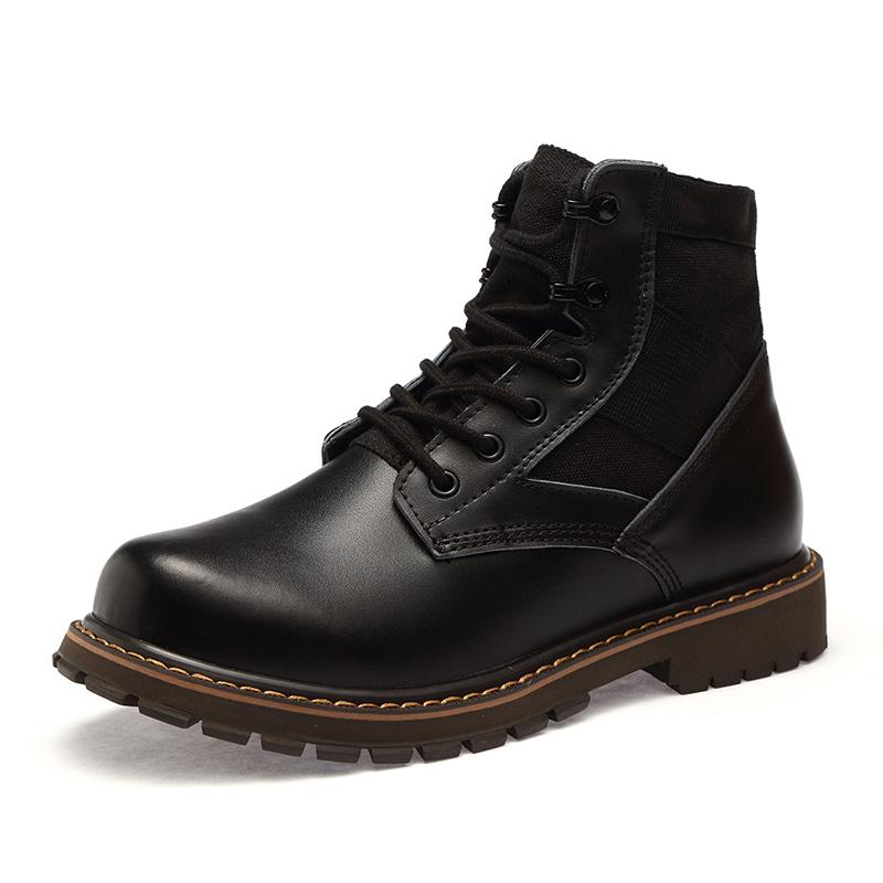 Mens Boots Lace Up