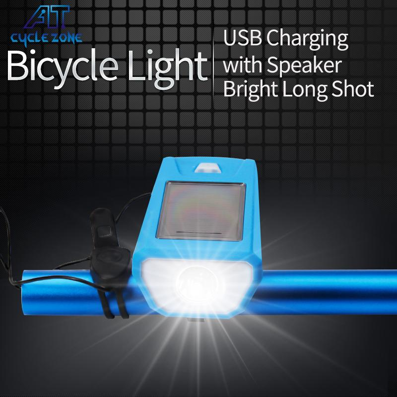 Lovely 2018 Wholesale Bicycle Front Light Usb Rechargeable Led Headlamp Handlebar Lighting Lantern Bike Cycling Flashlight With Speaker From Yigu006 Modern - Popular screen lights Top Search