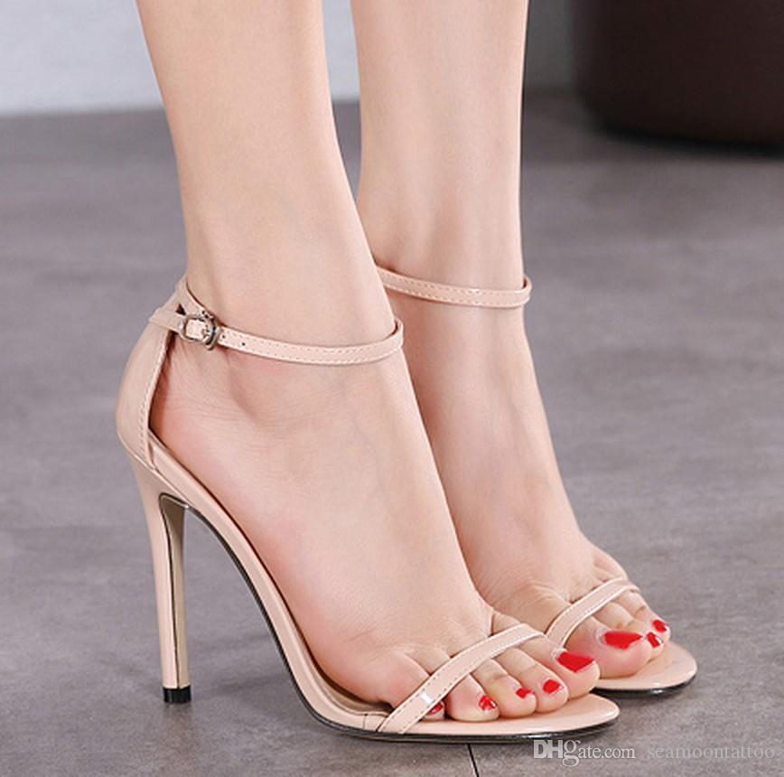 Tacón Mujer Zapatos 11cm 2017513 De Para Alto srChQxodBt
