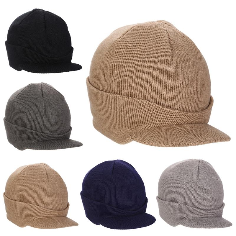 2019 Hat Lady Women Men Simple Casual Style Men S And Women S Autumn And  Winter Warm Wool Hats Headwear Apparel Accessories From Newhappyness 490f02eca58