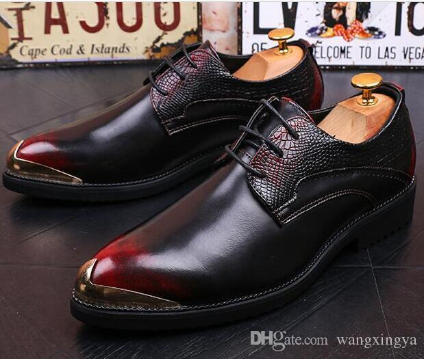 3cae689a6080 Best Quality Bloch Real Leather Cowhide Men Casual Shoes Luxury ...