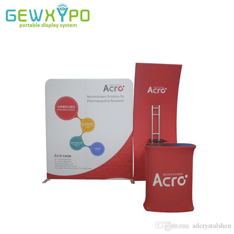Exhibition Booth Size : M m exhibition booth size portable advertising stretch easy