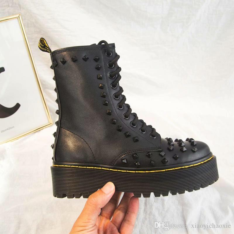 Diseñador Botas Invierno Moda Zapatos Compre Lujo De BxSnAdZw