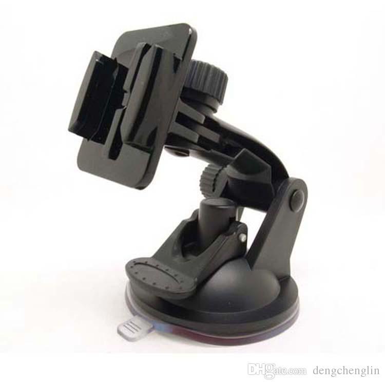 액션 카메라 액세서리, 7CM 자동차 흡착판 브래킷, SJ7000 6000 Xiaoyi 다른 브랜드 스포츠 카메라에 대한 슈퍼 흡착 용량