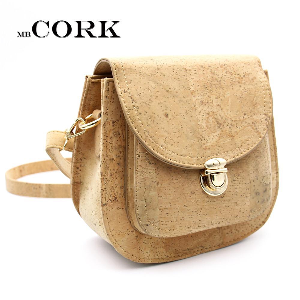 09674c85f03c Natural Cork Leather Crossbody Handmade Women Original Small Vegan Bag High  Quality European Seller BAG 247 Womens Purses Leather Bags For Men From  Pankeey