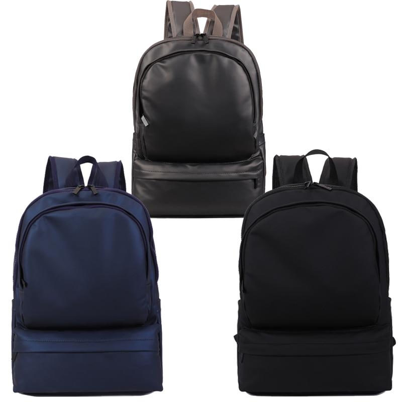 6847694c46 Dropshipping New Classic Schoolbags Backpack For Boys Nylon Anti ...