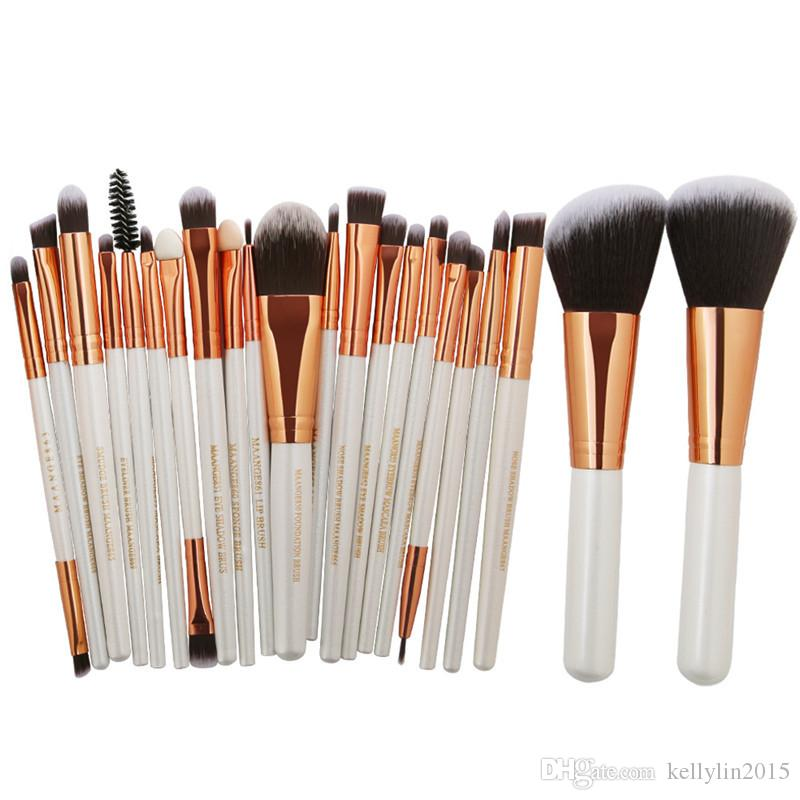 Makeup Brushes Sets Professional Foundation brush Face Powder Eyeshadow Eyebrow Contour Lip Multipurpose Cosmetics Make up Brushes kit