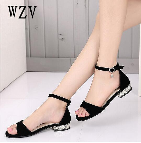 6b4bdd1efb699 Korean Style 2018 Summer Women Sandals Open Toe Flip Flops Women s ...