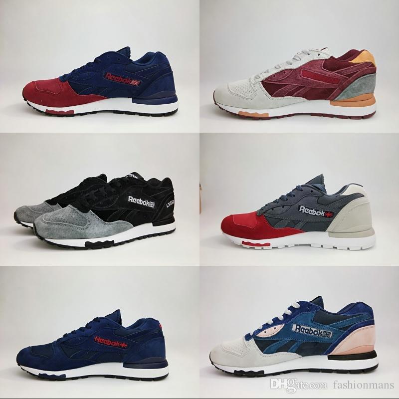 d92dcf476ce2 Acheter Pas Cher Reebok LX8500 Couleur Sup eure Hommes Chaussures .