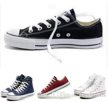 New Star Big Size 35 46 Casual Shoes Low Top Style Sports Stars Chuck  Classic Canvas Shoe Sneakers Men S Women S Canvas Shoes Geox Shoes Cheap  Shoes For ... a62c5151e