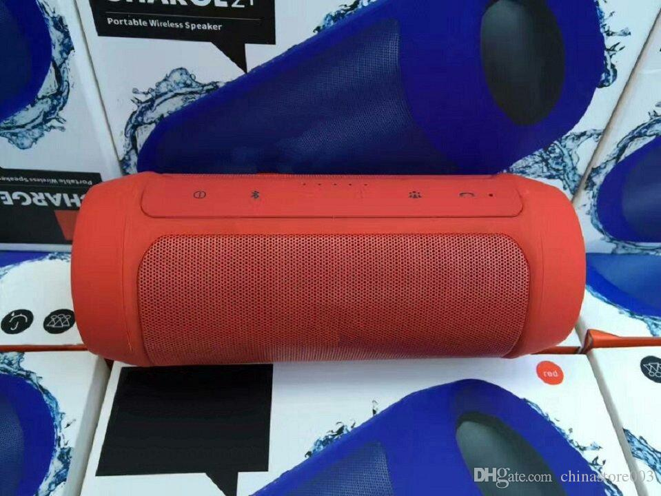 2018 New Arrival Charge2+ Plus Wireless Bluetooth mini speaker Best Subwoofer Outdoor Picnic portable mini HiFi speaker for Charge2+ Speaker