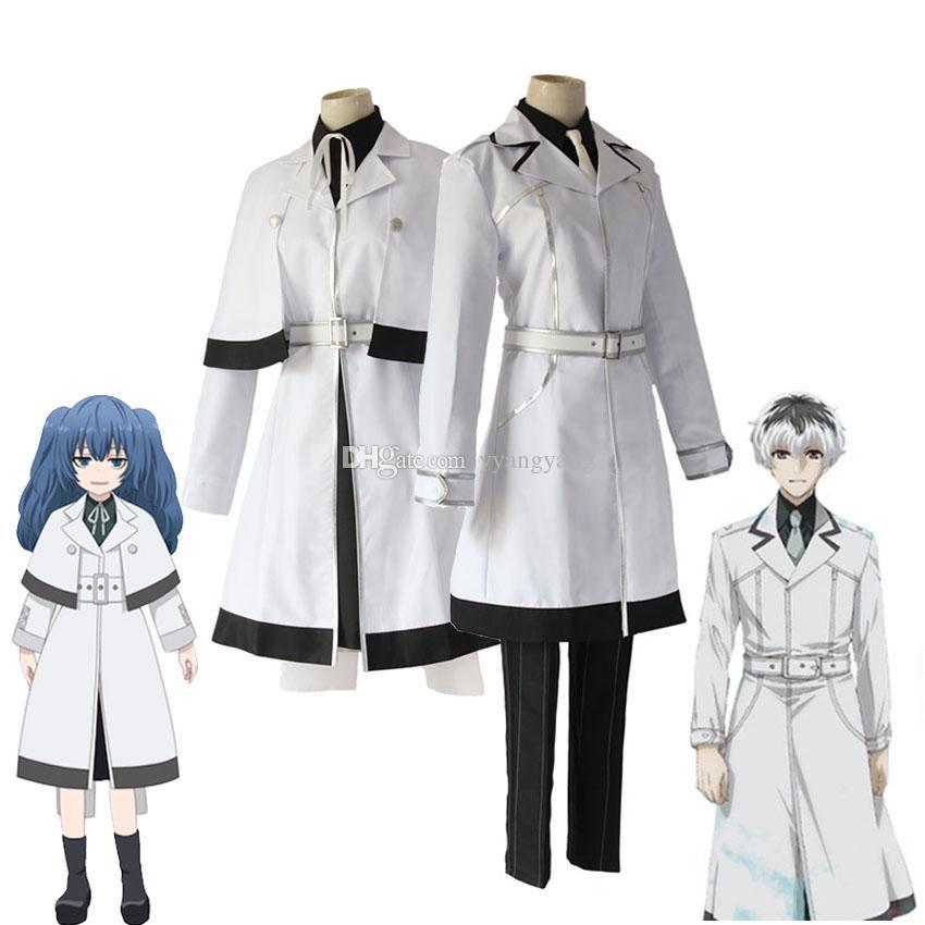 Anime Tokyo Ghoul Re Cosplay Yonebayashi Saiko Kaneki Ken Haise