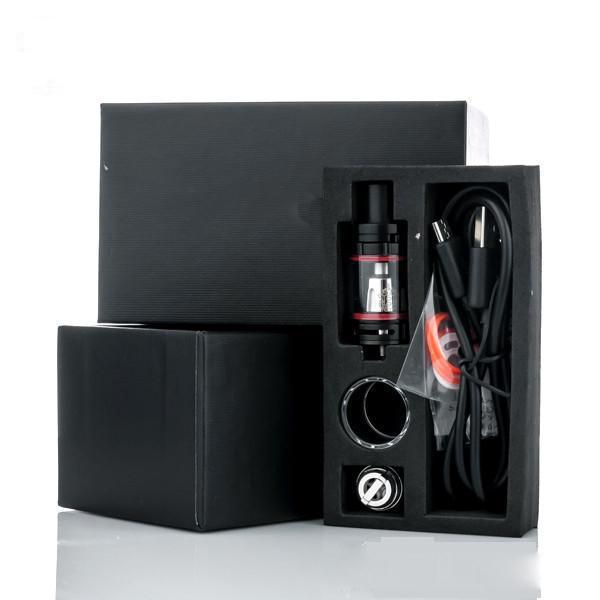 SMOKING Alien 220W Kit with 3ml TFF V8 Baby Beast Tank 220w BOX Mod Large Air Chamber with Four Alternate Coils Vaporizer Kits
