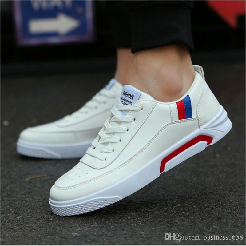 nouveau printemps été super lumière voyage chaussures coréen hommes coréen chaussures de loisirs 03c4c4