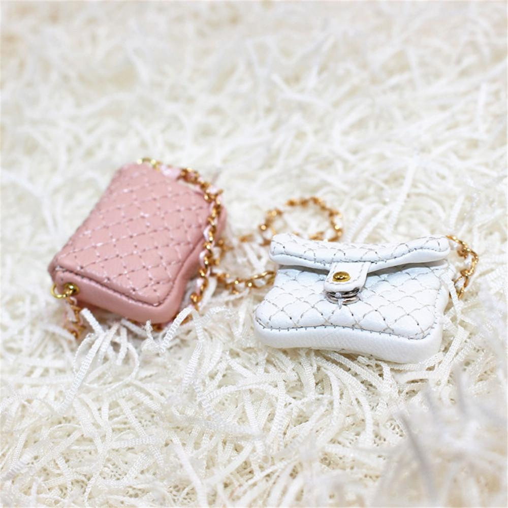 Fortune Days ICY Doll 1/6 New Fashion Cute girl chain bag accessories for Neo blyth icy doll 30cm toys