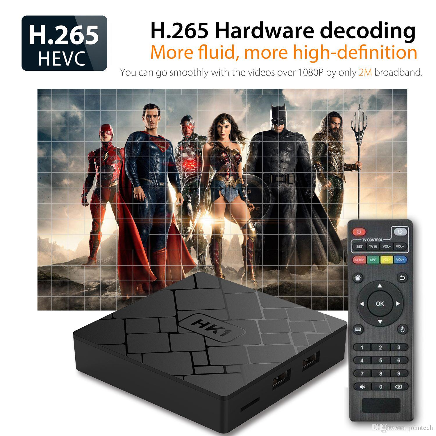 Transpeed Android 8 1 Smart TV BOX RK3229 2G DDR3 16G EMMC ROM with QHDTV  1year 1300 Arabic French IPTV Account subscription QHD iptv code