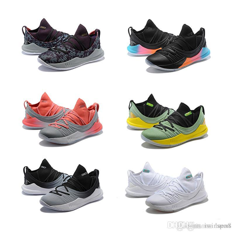 Armour Nike Under Basketball 5 Casual Acheter Stephen Curry BERnqwwO