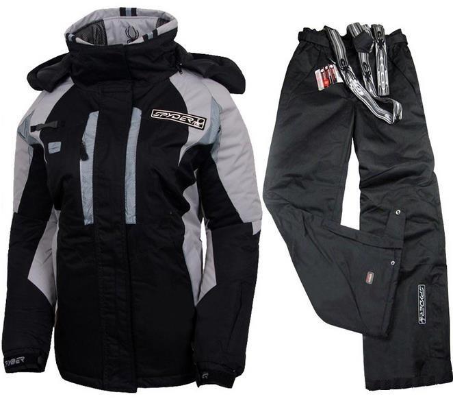 5b2b9934cc415 Compre Invierno Para Mujer Trajes De Esquí Mujer Chaqueta De Snowboard Y  Pantalón Damas Mantener Caliente Skiwear Chaquetas De Esquí Traje De Las Mujeres  A ...